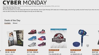 Cyber Monday - Video