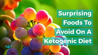 Surprising foods to avoid on a ketogenic diet