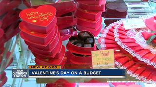 Local ideas for celebrating Valentine's Day - Video