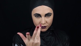 Star Wars: The Force Awakens character makeup tutorial - Video