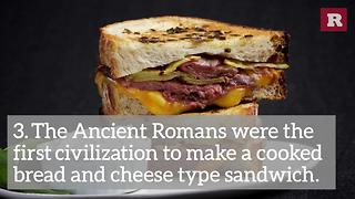 5 Facts About Grilled Cheese Sandwiches | Rare Life - Video
