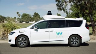 Waymo Gets Approval To Launch A Commercial Ride-Hailing Service - Video