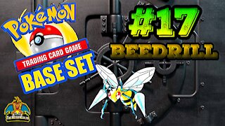 Pokemon Base Set #17 Beedrill | Card Vault