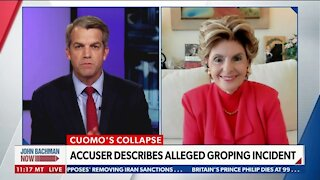 CUOMO'S COLLAPSE: ACCUSER DESCRIBES ALLEGED GROPING INCIDENT