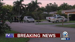 Father accidentally shoots son in Tequesta - Video
