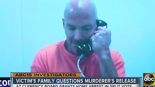 Family of murderer upset the state let him out - Video