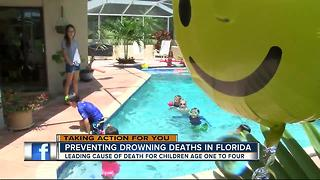 Preventing drowning deaths in Florida - Video