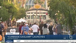 """Curbside Gaslamp"" launches"