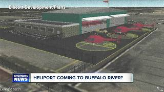 Is a heliport coming to the Buffalo River? - Video