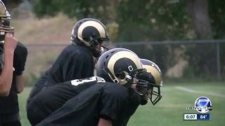 Sixth grade league football team scrambles to replace stolen equipment before Saturday game - Video