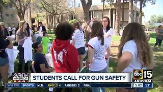 Arizona Gov. Doug Ducey to roll out school safety package - Video