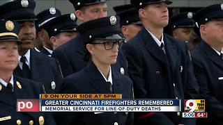 How deaths of Cincinnati firefighters have helped save others