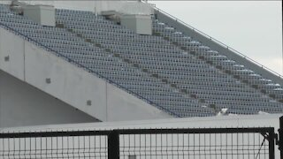 More than 6,000 Bills fans will return to the stadium