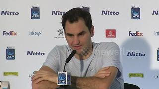 Federer reflects on 'exceptional' season - Video