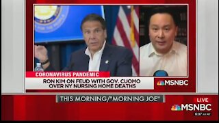 Ron Kim: Cuomo Berated Me and Threatened My Career