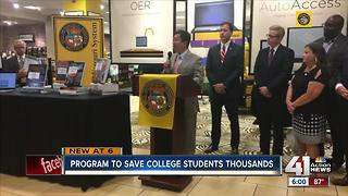 University of Missouri works to reduce textbook costs - Video