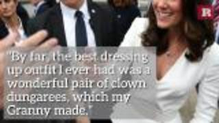 Kate Middleton Quotes That Will Make You Smile | Rare People - Video