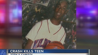 Family of teen killed 'angry and frustrated' at driver who fled traffic stop - Video