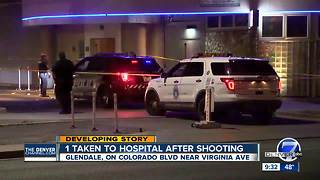 Shooting suspect at-large after firing weapon at Glendale strip club staff - Video