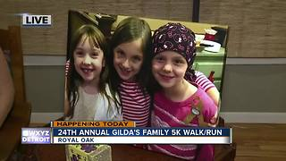 Gilda's Family 5 K Run & Walk - Video