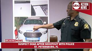 St. Pete police give update on what led to fatal shooting - Video