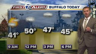 7 First Alert Forecast 11/30/17 - Video