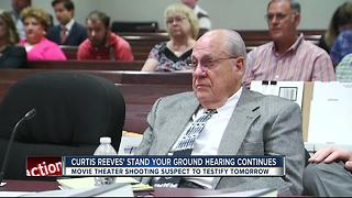 Curtis Reeves 'stand your ground' trial enters week 2