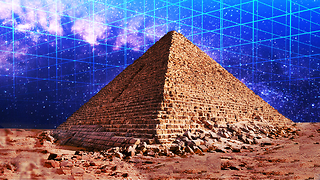 A void was just discovered in Khufu's Pyramid using muon tomography. What are these cosmic particles and how do scientists use them to see through walls? - Video