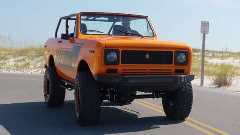 1979 Harvester Scout Given New High-Tech Life | RIDICULOUS RIDES