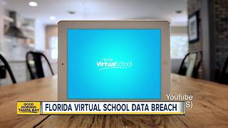 Florida Virtual School Data Breach - Video