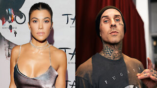 Kourtney Kardashian and Travis Barker Were SCARED To Date!