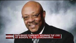 Faith community mourns death of church leaders due to COVID-19