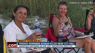 Woman killed near Pinellas Park City Hall - Video