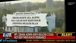 Cavuto Crushes Obama for Inaction, Lies and Broken Promises - Video