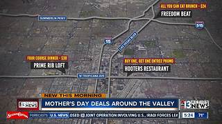 Deals and freebies for moms in Las Vegas - Video