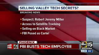 Man arrested for trying to sell vital DEA information to cartel for $2 million - Video