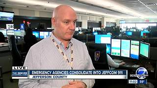 A new 911 call center hopes to speed up emergency response times - Video