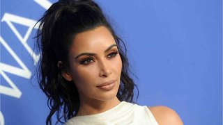Kim Kardashian West Reveals She's Studying To Take The Bar