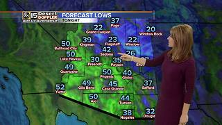 Above normal warm weather continues across the Valley - Video