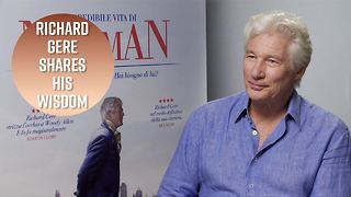 Little life lessons with Richard Gere - Video