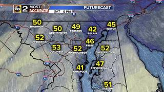 Maryland's Weekend Forecast - Video