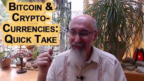Bitcoin & Cryptocurrencies and the Attempt by Centralized Power to Take Control of Digital Commerce