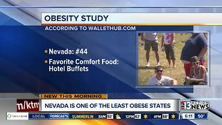 Nevada one of least obese states - Video