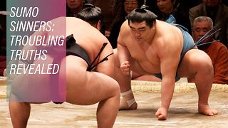 Japan's Sumos are facing some weighty allegations - Video