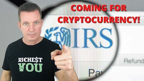 Operation Hidden Treasure | The IRS is After YOUR Cryptocurrency