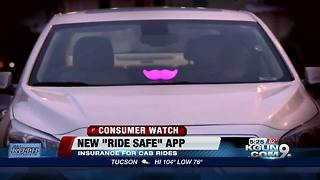 Startup launches insurance for Uber, Lyft passengers - Video