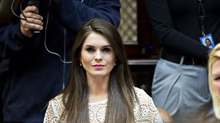 House Intelligence Committee Delays Hope Hicks Testimony - Video