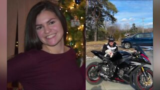 Family members mourn 2 young friends killed in crash in Chesterfield Township Wednesday night