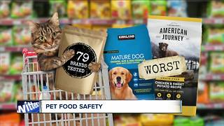 Toxins in your pet food? - Video