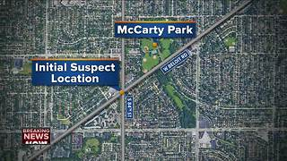Milwaukee County Sheriff: McCarty Park sexual assault suspect at large - Video
